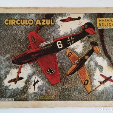 Tebeos: HAZAÑAS BÉLICAS Nº 228 - CÍRCULO AZUL /DIBUJOS BOIXCAR (ED. TORAY 1959) ORIGINAL. Lote 177726353