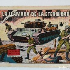 Tebeos: HAZAÑAS BÉLICAS Nº 256 - LA LLAMADA DE LA ETERNIDAD /DIBUJOS BOIXCAR (ED. TORAY 1959) ORIGINAL. Lote 177726404