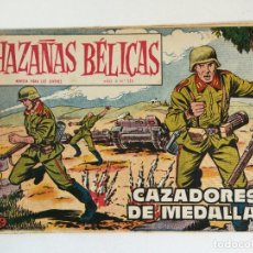 Tebeos: HAZAÑAS BÉLICAS Nº 273 - CAZADORES DE MEDALLAS /DIBUJOS BOIXCAR (ED. TORAY 1959) ORIGINAL. Lote 177726837