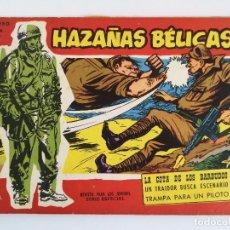 Tebeos: HAZAÑAS BÉLICAS EXTRA Nº 122 - SERIE ROJA (ED. TORAY) - ORIGINAL. Lote 177727689