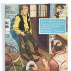 Tebeos: HAZAÑAS DEL OESTE Nº 19 (ED. TORAY 1959) 48 PÁGINAS. Lote 177728384