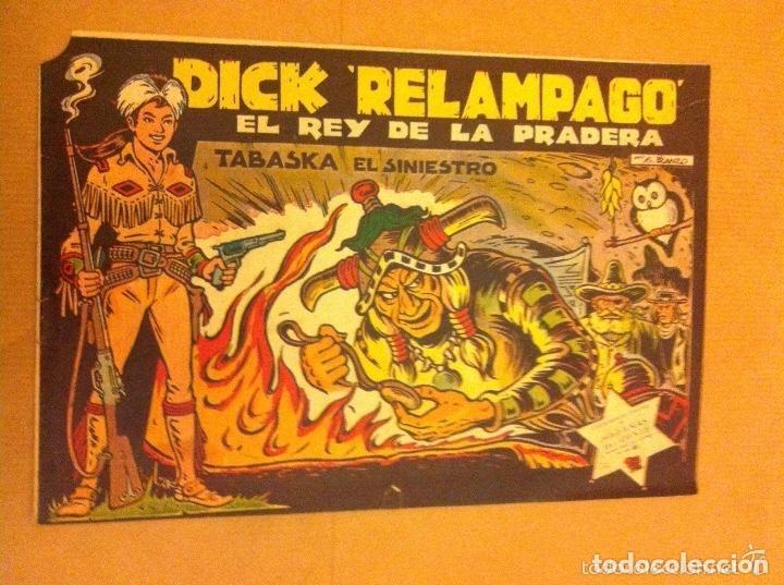 DICK RELÁMPAGO - Nº.60 (Tebeos y Comics - Toray - Dick Relampago)