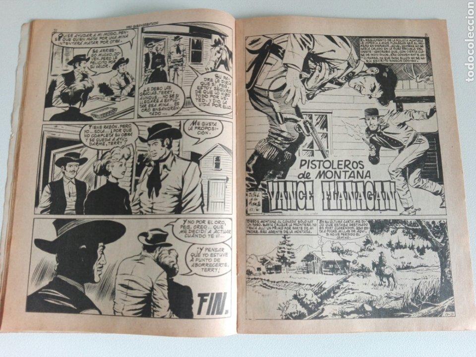 Tebeos: HAZAÑAS DEL OESTE Nº 17 (ED. TORAY 1959) 48 PÁGINAS - Foto 3 - 177728428