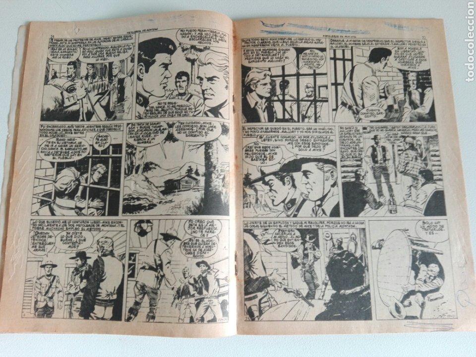Tebeos: HAZAÑAS DEL OESTE Nº 17 (ED. TORAY 1959) 48 PÁGINAS - Foto 4 - 177728428