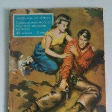 Tebeos: HAZAÑAS DEL OESTE Nº 17 (ED. TORAY 1959) 48 PÁGINAS. Lote 177728428