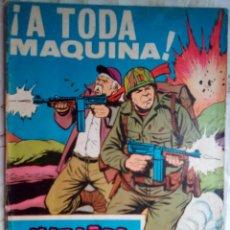 Tebeos: HAZAÑAS BÉLICAS- GORILA- Nº 273 -¡A TODA MÁQUINA!-GRAN ALAN DOYER-1969--DIFÍCIL-BUENO-LEAN-2053. Lote 177945605