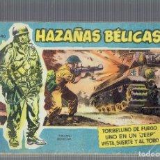 Tebeos: HAZAÑAS BELICAS N,40 EDICIONES TORAY. Lote 177953842