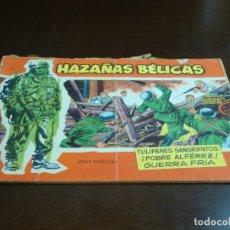 Tebeos: HAZAÑAS BELICAS ROJA SERIE ESPECIAL Nº 6. Lote 177962988