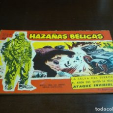 BDs: HAZAÑAS BELICAS ROJA Nº 55. Lote 177963412