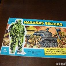 Tebeos: HAZAÑAS BELICAS AZUL Nº 82. Lote 178060252