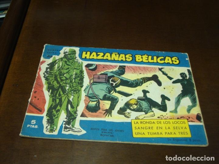 HAZAÑAS BELICAS AZUL Nº 99 (Tebeos y Comics - Toray - Hazañas Bélicas)