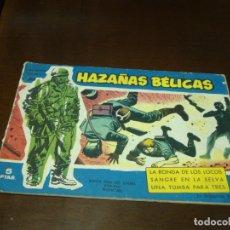 Tebeos: HAZAÑAS BELICAS AZUL Nº 99. Lote 178060449