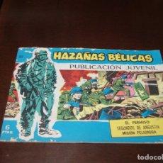 Tebeos: HAZAÑAS BELICAS AZUL Nº 357. Lote 178065587