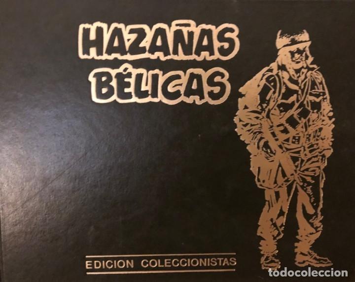 Tebeos: Hazañas Bélicas. Boixcar. 10 volúmenes Toray. Edición Coleccionistas. - Foto 2 - 178067392