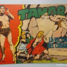 Tebeos: COMIC - TAMAR - Nº 150 , LA VICTORIA DEL COBARDE - EDICIONES TORAY , AÑO 1961 - ORIGINAL .. L394. Lote 178331768