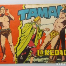 Tebeos: COMIC - TAMAR - Nº 152 , LA REDADA - EDICIONES TORAY , AÑO 1961 - ORIGINAL .. L395. Lote 178332198