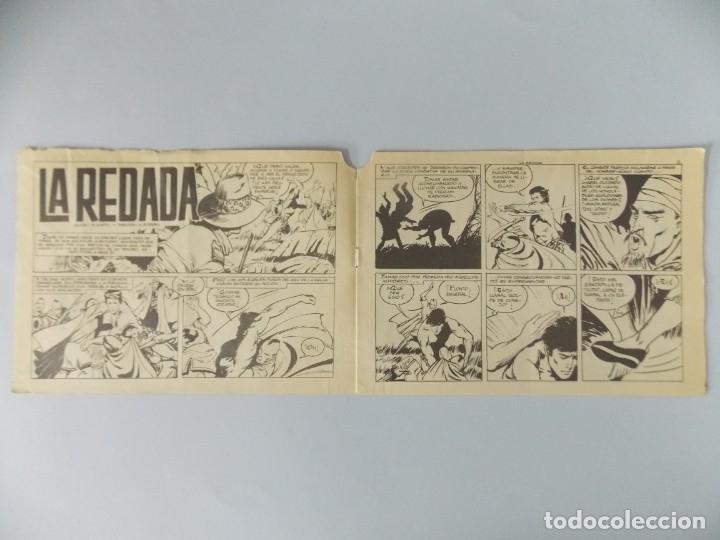 Tebeos: COMIC - TAMAR - Nº 152 , LA REDADA - EDICIONES TORAY , AÑO 1961 - ORIGINAL .. L395 - Foto 2 - 178332198
