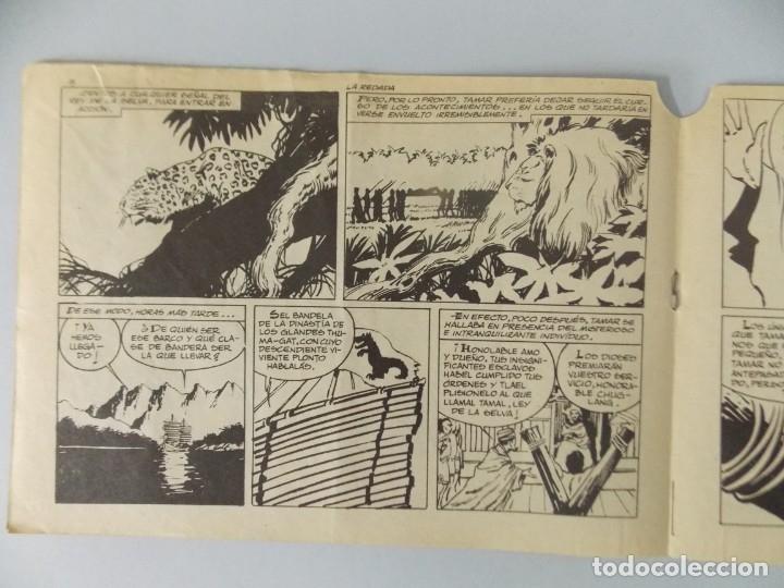 Tebeos: COMIC - TAMAR - Nº 152 , LA REDADA - EDICIONES TORAY , AÑO 1961 - ORIGINAL .. L395 - Foto 3 - 178332198