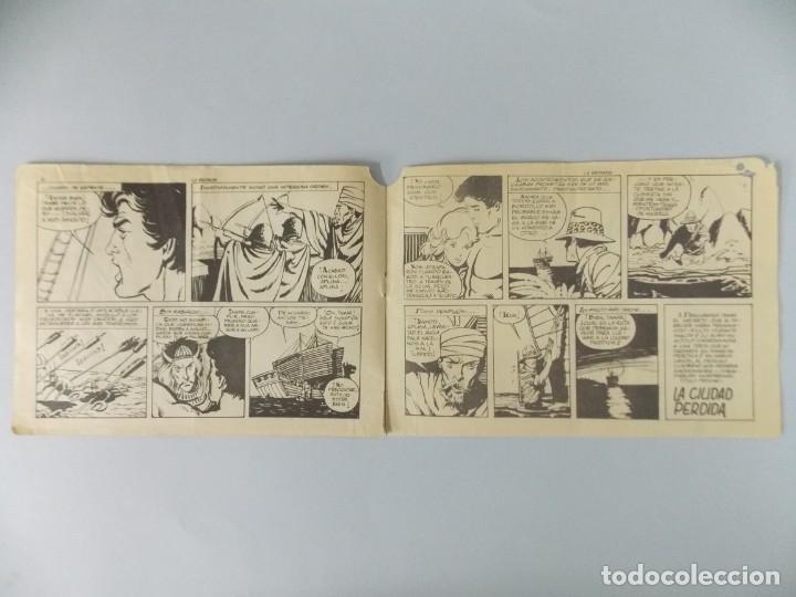 Tebeos: COMIC - TAMAR - Nº 152 , LA REDADA - EDICIONES TORAY , AÑO 1961 - ORIGINAL .. L395 - Foto 4 - 178332198
