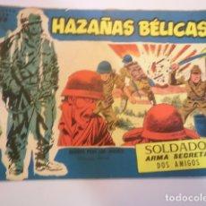 Tebeos: HAZAÑAS BELICAS - NUM EXTRA 249 - ED. TORAY. Lote 178350551