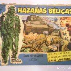 Tebeos: HAZAÑAS BELICAS - NUM EXTRA 140 - ED. TORAY. Lote 178350957