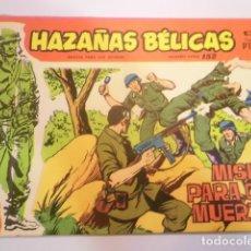 Tebeos: HAZAÑAS BELICAS - NUM EXTRA 152 - ED. TORAY. Lote 178351113