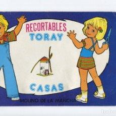 Tebeos: RECORTABLES -CASAS. Lote 178398846