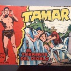Tebeos: TAMAR - COLECCIÓN INCOMPLETA COMPUESTA POR 27 CÓMICS DE 186. Lote 178446308