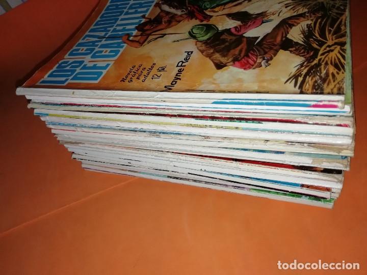 Tebeos: NOVELAS GRAFICAS PARA ADULTOS. 20 NUMEROS. EDICIONES TORAY AÑOS 60. - Foto 2 - 178684231