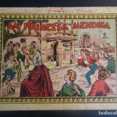 Tebeos: ANTIGUO COMIC LA PRINCESA MENDIGA , COLECCIÓN AZUCENA Nº 149, VER FOTOS. Lote 178687913