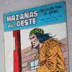 Tebeos: HAZAÑAS DEL OESTE Nº 183 (TORAY). Lote 178719707