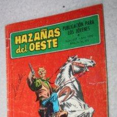 Tebeos: HAZAÑAS DEL OESTE Nº 217 (TORAY). Lote 178720232