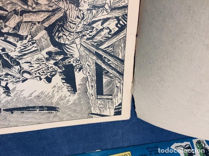 Tebeos: hazañas bélicas ediciones toray lote 5 tebeos cómimc en blanco y negro 1961 - Foto 13 - 178766626