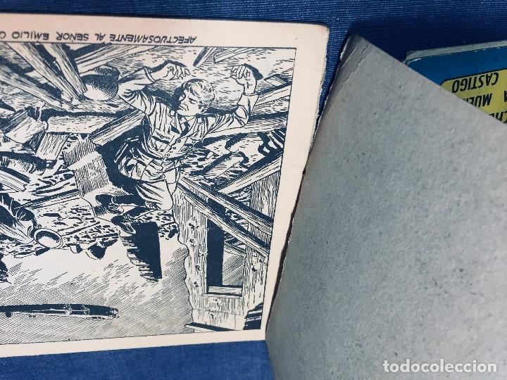 Tebeos: hazañas bélicas ediciones toray lote 5 tebeos cómimc en blanco y negro 1961 - Foto 14 - 178766626