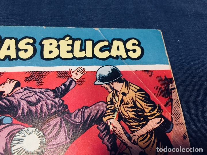 Tebeos: hazañas bélicas ediciones toray lote 5 tebeos cómimc en blanco y negro 1961 - Foto 15 - 178766626