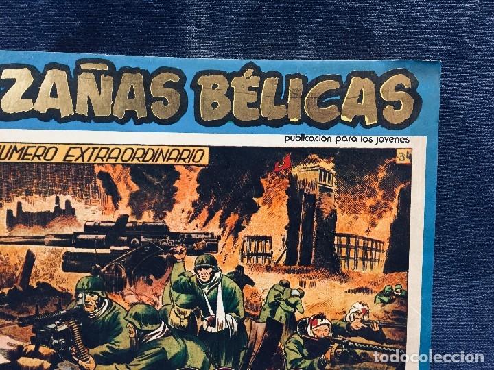 Tebeos: HAZAÑAS BÉLICAS VOLUMEN XXV SANGRE EN LA NIEVE ilustraciones BOIXCAR EDICIONES URSU S.A. - Foto 5 - 178768818