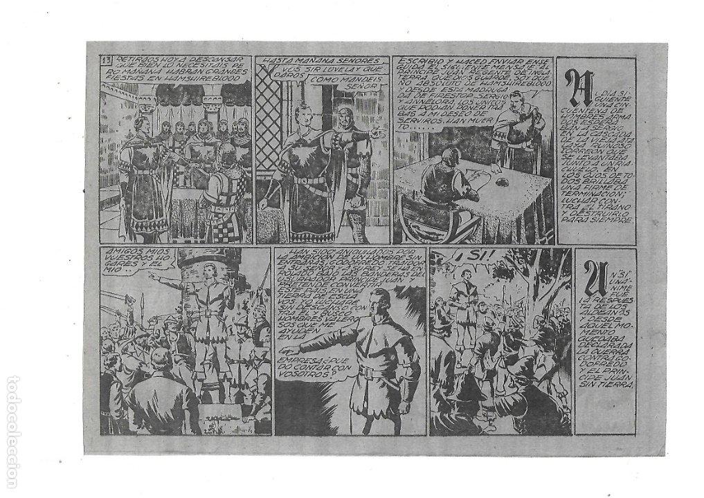 Tebeos: Flecha Negra Album Año 1950 Colección Completa son 8 Álbumes son Originales Dibujante Boixcar Toray. - Foto 4 - 73068555