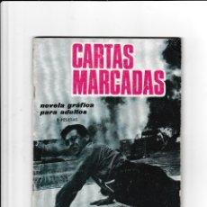 Tebeos: ESPIONAJE. CARTAS MARCADAS. Lote 179543255