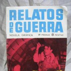 Tebeos: RELATOS DE GUERRA. NUM 4. TORAY. Lote 180104371