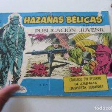 Tebeos: HAZAÑAS BELICAS EXTRA SERIE AZUL Nº 362 TORAY MUCHOS MAS EN VENTA CX23. Lote 180110415