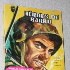 Tebeos: HAZAÑAS BÉLICAS Nº 20 - * HÉROES DE BARRO * . Lote 180125683