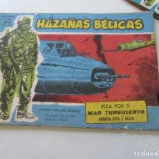 Tebeos: HAZAÑAS BELICAS EXTRA SERIE AZUL Nº 212 TORAY MUCHOS MAS EN VENTA MUY DIFICIL CX23. Lote 180128137