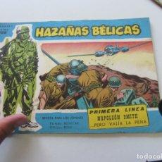 Tebeos: HAZAÑAS BELICAS EXTRA SERIE AZUL Nº 186 TORAY MUCHOS MAS EN VENTA MUY DIFICIL CX23. Lote 180128202