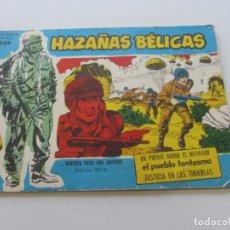 Tebeos: HAZAÑAS BELICAS EXTRA SERIE AZUL Nº 238 TORAY MUCHOS MAS EN VENTA MUY DIFICIL CX23. Lote 180163016