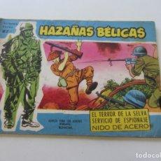 Tebeos: HAZAÑAS BELICAS EXTRA SERIE AZUL Nº 87 TORAY MUCHOS MAS EN VENTA MUY DIFICIL CX23. Lote 180163051