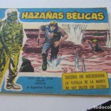 Tebeos: HAZAÑAS BELICAS EXTRA SERIE AZUL Nº 97 TORAY MUCHOS MAS EN VENTA MUY DIFICIL CX23. Lote 180163383