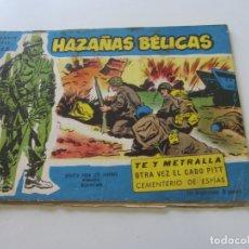 Tebeos: HAZAÑAS BELICAS EXTRA SERIE AZUL Nº 113 TORAY MUCHOS MAS EN VENTA CX23. Lote 180166971