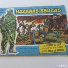 Tebeos: HAZAÑAS BELICAS EXTRA SERIE AZUL Nº 196 TORAY MUCHOS MAS EN VENTA CX23. Lote 180167237