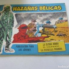Tebeos: HAZAÑAS BELICAS EXTRA SERIE AZUL Nº 271 TORAY MUCHOS MAS EN VENTA CX23. Lote 180167327