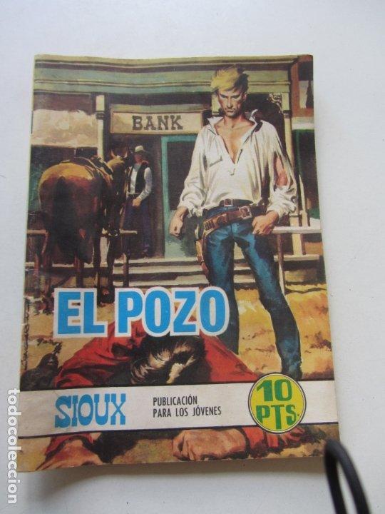 EL POZO. SIOUX Nº 118. EDICIONES TORAY 1968 CX23 (Tebeos y Comics - Toray - Sioux)